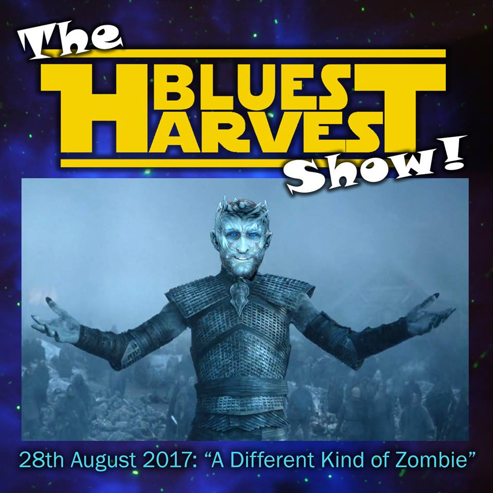 The Blues Harvest Show - A Different Kind of Zombie